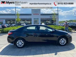 Used 2016 Toyota Corolla - $88 B/W for sale in Ottawa, ON