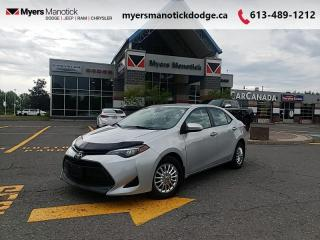 Used 2018 Toyota Corolla SE  Touch screen-lane departure for sale in Ottawa, ON