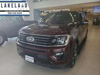 New 2021 Ford Expedition Limited  - Leather Seats - $590 B/W for sale in Prince Albert, SK