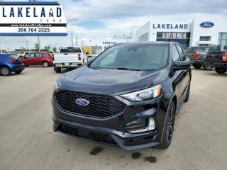 New 2021 Ford Edge ST Line  - Heated Seats - $288 B/W for sale in Prince Albert, SK