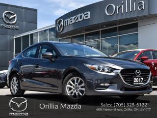 Used 2017 Mazda MAZDA3 UNKNOWN for sale in Orillia, ON