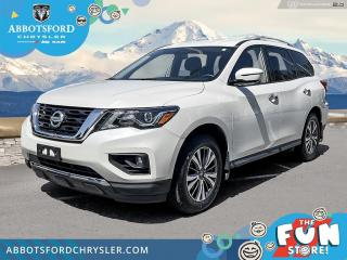 Used 2017 Nissan Pathfinder S V6  - Bluetooth -  SiriusXM - $205 B/W for sale in Abbotsford, BC