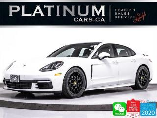 Used 2018 Porsche Panamera 4S,440HP,AWD,NAVI,CAMERA,PANO ROOF,BOSE for sale in Toronto, ON