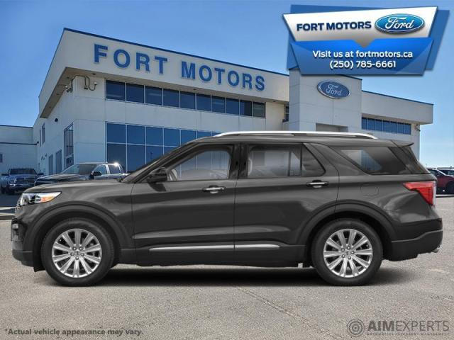 2021 Ford Explorer XLT High Package  - Sunroof - $383 B/W