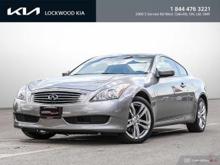 Used 2009 Infiniti G37 AWD | LEATHER | SUNROOF | NAV | CLEAN CARFAX for sale in Oakville, ON