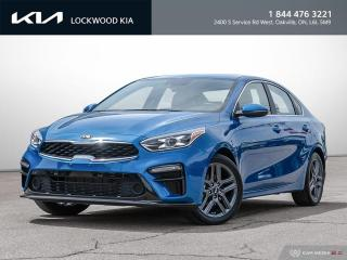 Used 2021 Kia Forte EX+ IVT   SUNROOF   HEATED SEATS   NOT A RENTAL   for sale in Oakville, ON