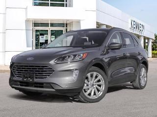 New 2021 Ford Escape Titanium Hybrid for sale in Oakville, ON