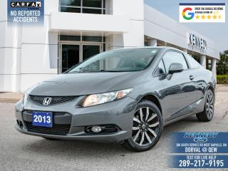 Used 2013 Honda Civic Cpe EX-L for sale in Oakville, ON