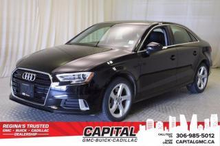Used 2019 Audi A3 Sedan KOMFORT for sale in Regina, SK