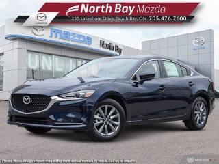New 2021 Mazda MAZDA6 GS for sale in North Bay, ON