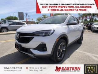 Used 2020 Buick Encore GX Essence | 1 Owner | No Accidents | Panoramic Sunroof | for sale in Winnipeg, MB