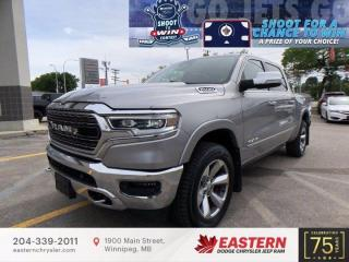 Used 2019 RAM 1500 Limited | 1 Owner | Panoramic Sunroof | for sale in Winnipeg, MB