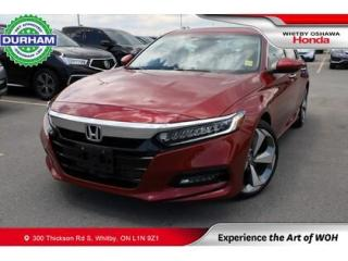 Used 2018 Honda Accord for sale in Whitby, ON