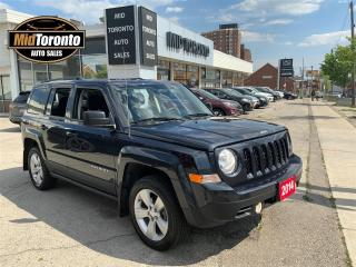 Used 2014 Jeep Patriot Sport North 4WD - No Accidents - Jeep Dealer Serviced - One Owner - Super Clean for sale in North York, ON