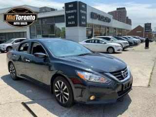 Used 2016 Nissan Altima SV - Panoramic Power Sun Roof - Navigation - Blind Spot - Remote Starter - One Owner for sale in North York, ON
