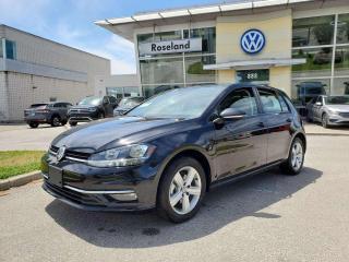 Used 2020 Volkswagen Golf Highline 4dr FWD Hatchback for sale in Burlington, ON