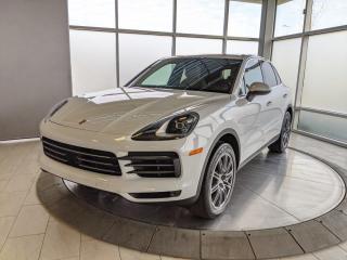 Used 2019 Porsche Cayenne CPO | Ext. Warranty | Premium PKG | 2 Wheel Sets | Adaptive Cruise for sale in Edmonton, AB