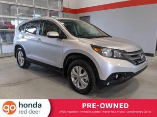 Used 2014 Honda CR-V EX-L for sale in Red Deer, AB
