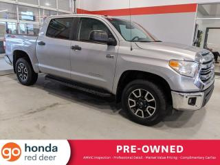 Used 2017 Toyota Tundra SR5 Plus for sale in Red Deer, AB