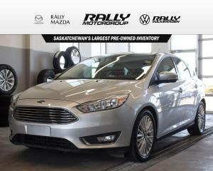 Used 2018 Ford Focus Titanium for sale in Prince Albert, SK