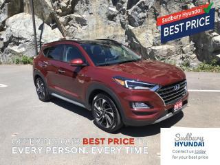 Used 2019 Hyundai Tucson Ultimate for sale in Sudbury, ON