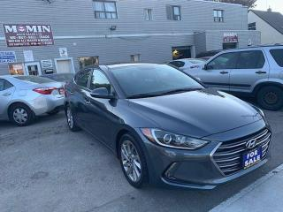 Used 2017 Hyundai Elantra Limited for sale in Scarborough, ON