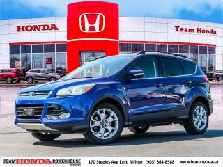 Used 2013 Ford Escape SEL for sale in Milton, ON