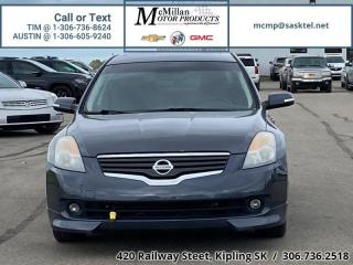 Used 2009 Nissan Altima 3.5 SE  LEATHER SEATS,ONLY 151000KMS!A VERY GOOD B for sale in Kipling, SK