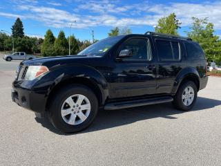 Used 2006 Nissan Pathfinder LE 4WD for sale in Surrey, BC