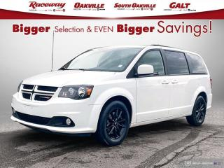 Used 2019 Dodge Grand Caravan LEATHER | NAV | DVD | RECENT ARRIVAL for sale in Etobicoke, ON