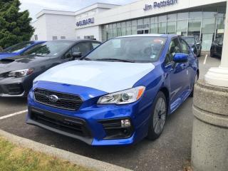 New 2021 Subaru WRX for sale in North Vancouver, BC