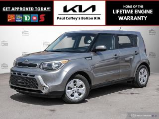 Used 2016 Kia Soul LX for sale in Bolton, ON