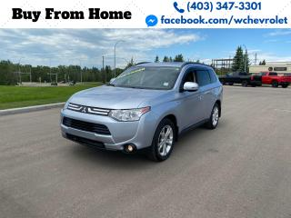 Used 2014 Mitsubishi Outlander GT for sale in Red Deer, AB