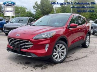 New 2021 Ford Escape Titanium for sale in Caledonia, ON