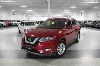 Used 2017 Nissan Rogue SV NO ACCIDENTS I REAR CAMERA I PUSH START I REMOTE STARTER for sale in Mississauga, ON