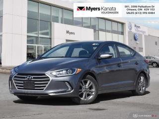 Used 2018 Hyundai Elantra GL  - Heated Seats for sale in Kanata, ON