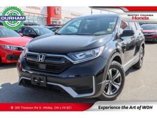 Used 2020 Honda CR-V LX AWD | CVT | Android Auto/Apple CarPlay for sale in Whitby, ON