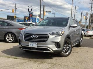 Used 2017 Hyundai Santa Fe XL Ultimate for sale in Toronto, ON