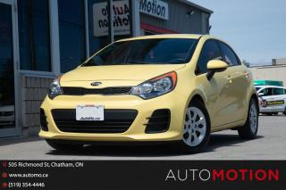 Used 2016 Kia Rio for sale in Chatham, ON