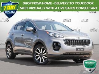 Used 2017 Kia Sportage EX Ex Awd | Leather !! for sale in Oakville, ON
