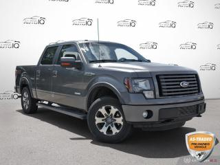Used 2012 Ford F-150 FX4  | Navigation | 4x4 | 20 Inch Rims for sale in Oakville, ON