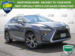 Used 2017 Lexus RX 350 RX 350 | Navigation | Must See!! for sale in Oakville, ON