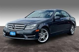 Used 2013 Mercedes-Benz C350 4MATIC Sedan for sale in Langley, BC