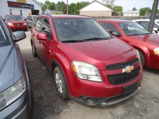 Used 2012 Chevrolet Orlando for sale in Sarnia, ON