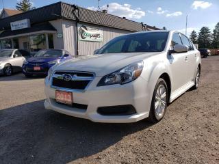Used 2013 Subaru Legacy 2.5i Premium for sale in Bloomingdale, ON