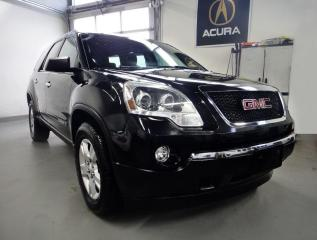 Used 2008 GMC Acadia SLE,6 PASS,CLEAN CAR,GOOD SUV FOR LOW BUDGET for sale in North York, ON