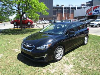 Used 2015 Subaru Impreza ~ BACK UP CAM ~ BLUETOOTH ~ ROOF RACK ~ LOW KM for sale in Toronto, ON
