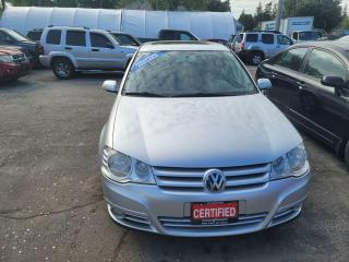 Used 2009 Volkswagen City Golf City for sale in Brantford, ON