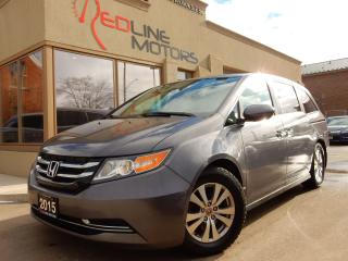 Used 2015 Honda Odyssey EX.8Pass.Reverse/LaneWatchCamera.PowerDoors.LowKms for sale in Kitchener, ON