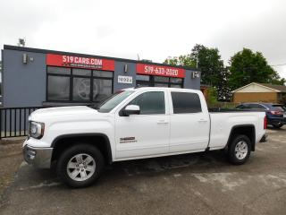 Used 2018 GMC Sierra 1500 SLE   Cruise   Bluetooth   Backup Camera for sale in St. Thomas, ON